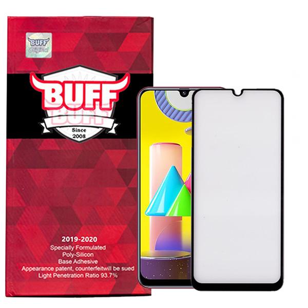 محافظ صفحه نمایش 5D بوف مدل F33 مناسب برای گوشی موبایل سامسونگ Galaxy M31