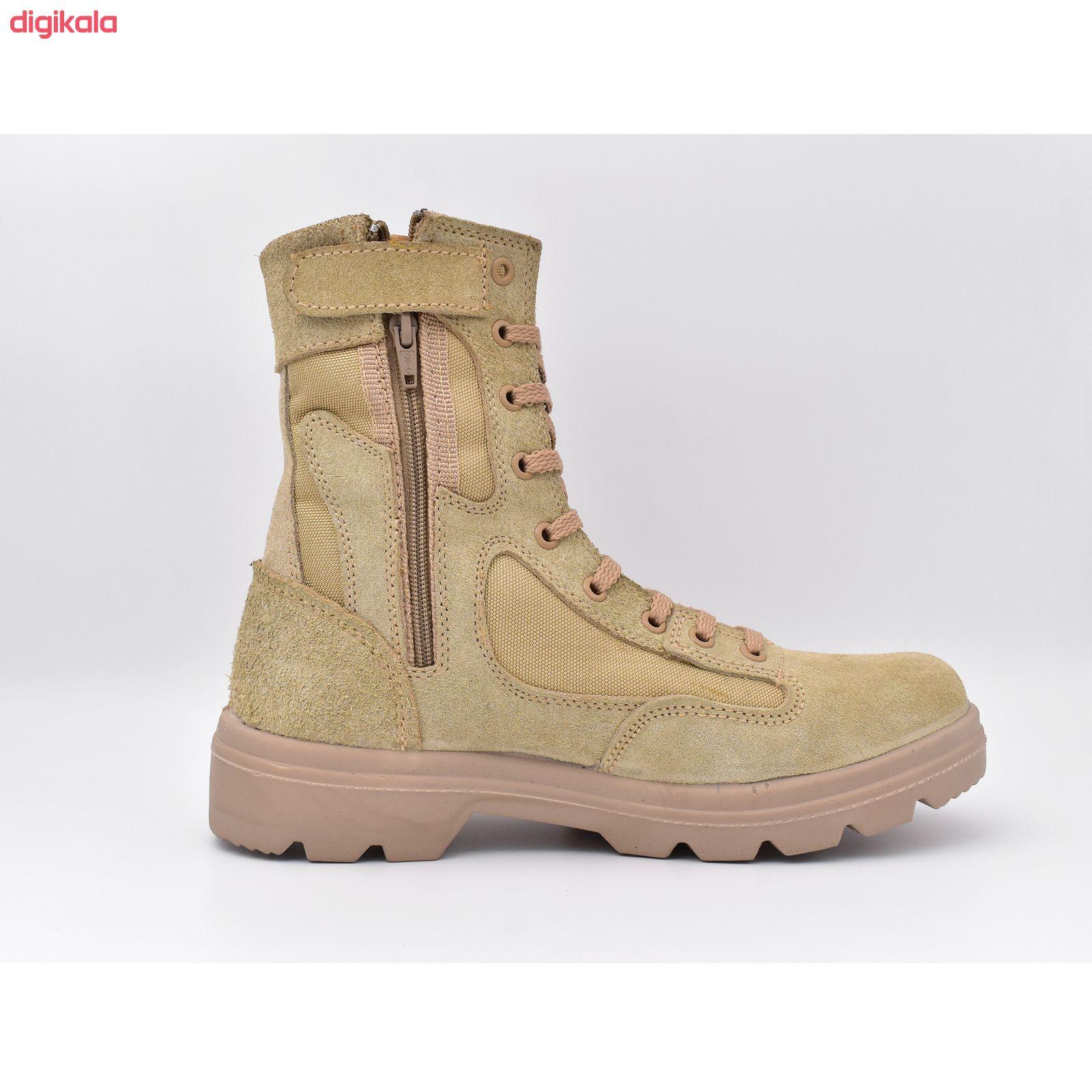 کفش کوهنوردی مردانه مدل Razm کد 8485 main 1 12