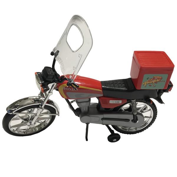 موتور بازی طرح هوندا مدل 01