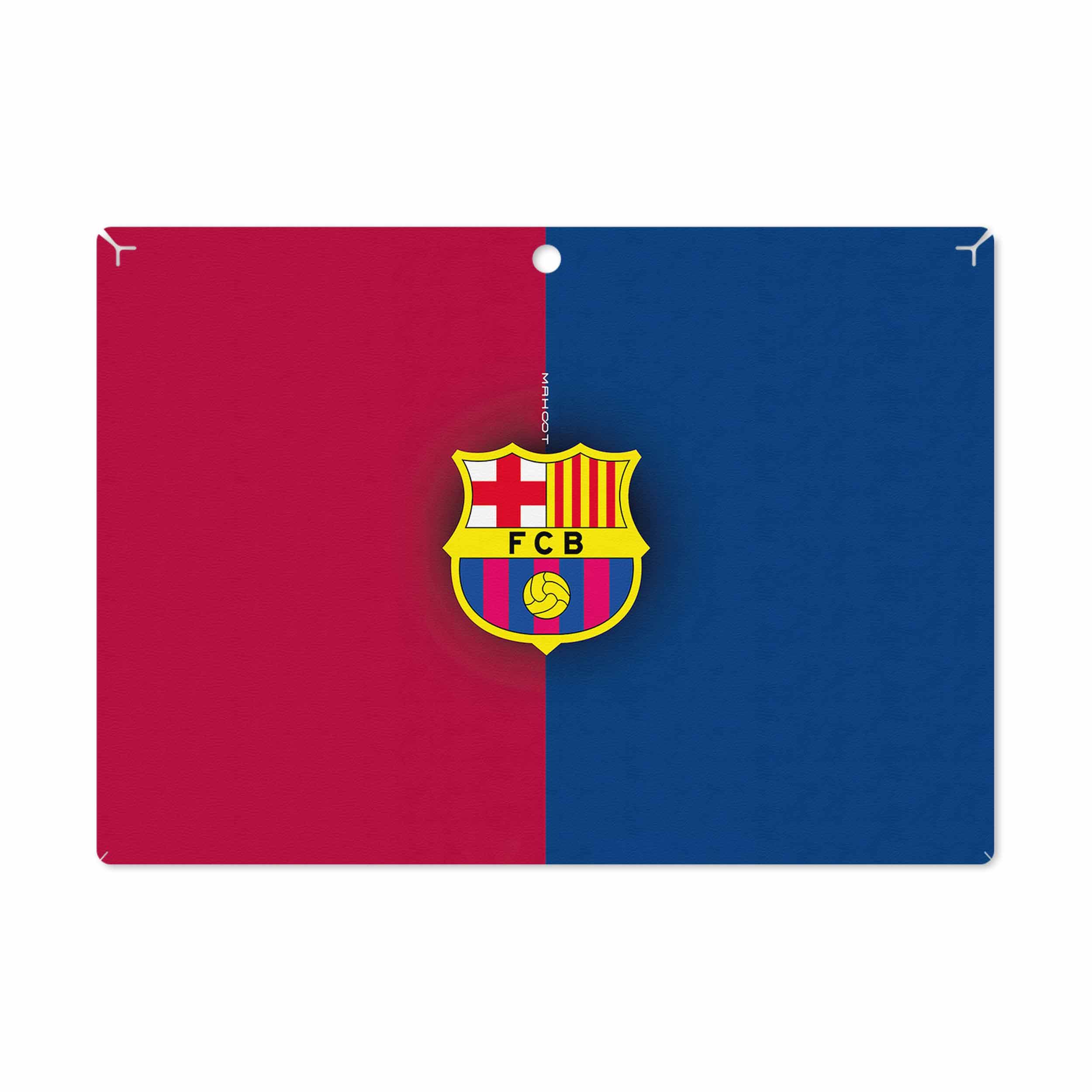 بررسی و خرید [با تخفیف]                                     برچسب پوششی ماهوت مدل Barcelona مناسب برای تبلت لنوو Miix 320 2017                             اورجینال