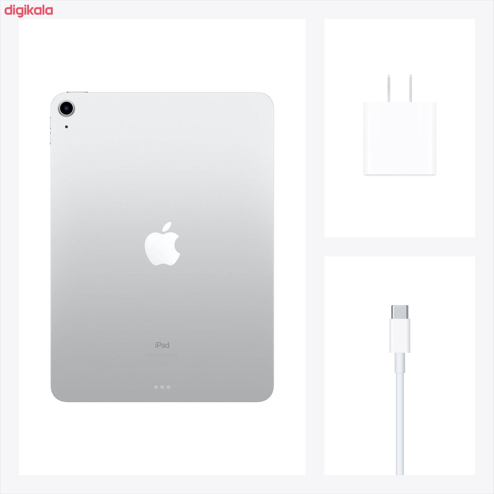 تبلت اپل مدل iPad Air 10.9 inch 2020 WiFi ظرفیت 64 گیگابایت  main 1 15