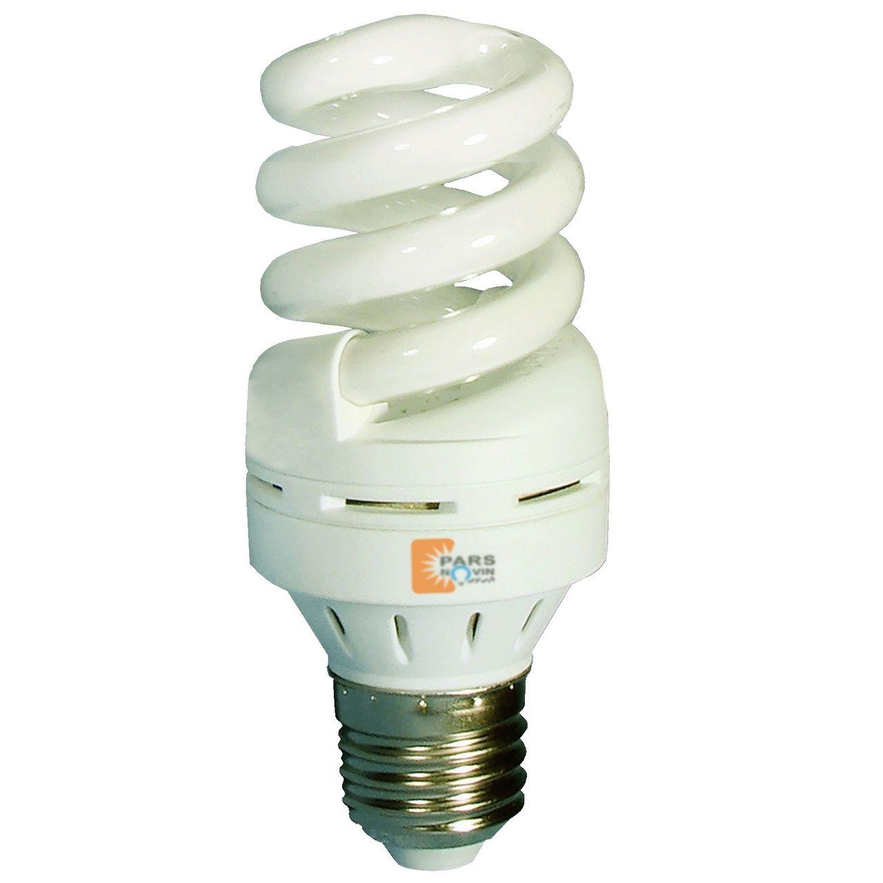 لامپ کم مصرف 13 وات پارس نوین مدل P-C-13 پایه E27