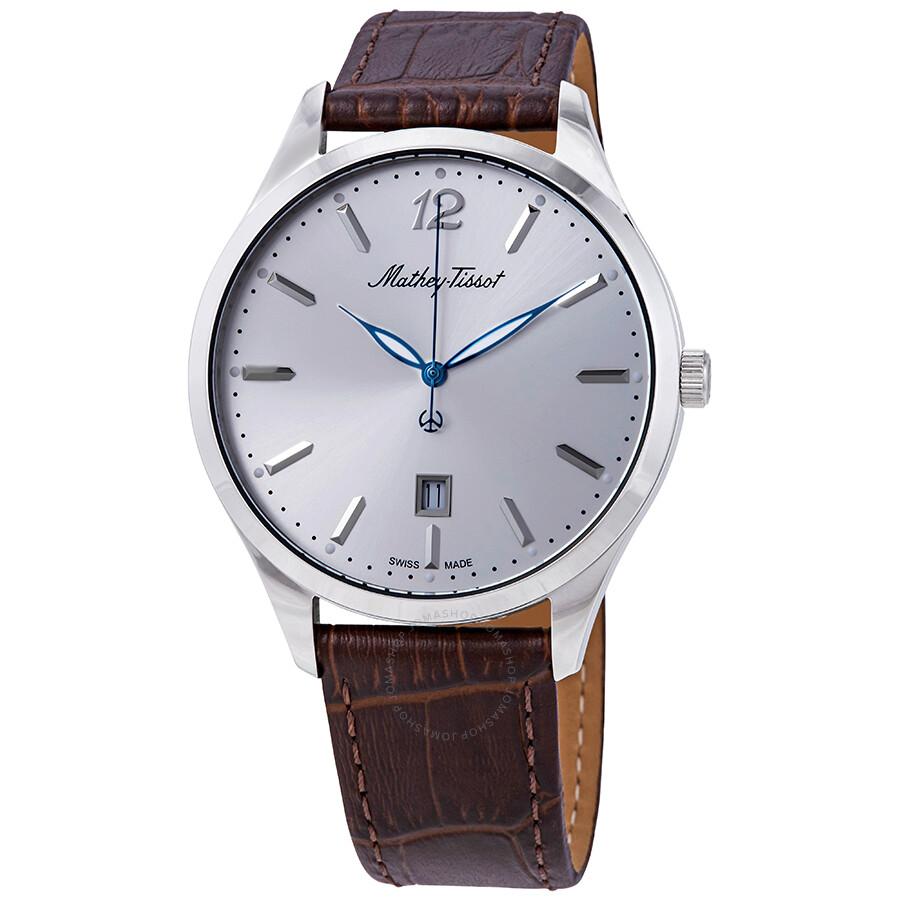 ساعت مچی عقربهای مردانه متی تیسوت مدل H411AS