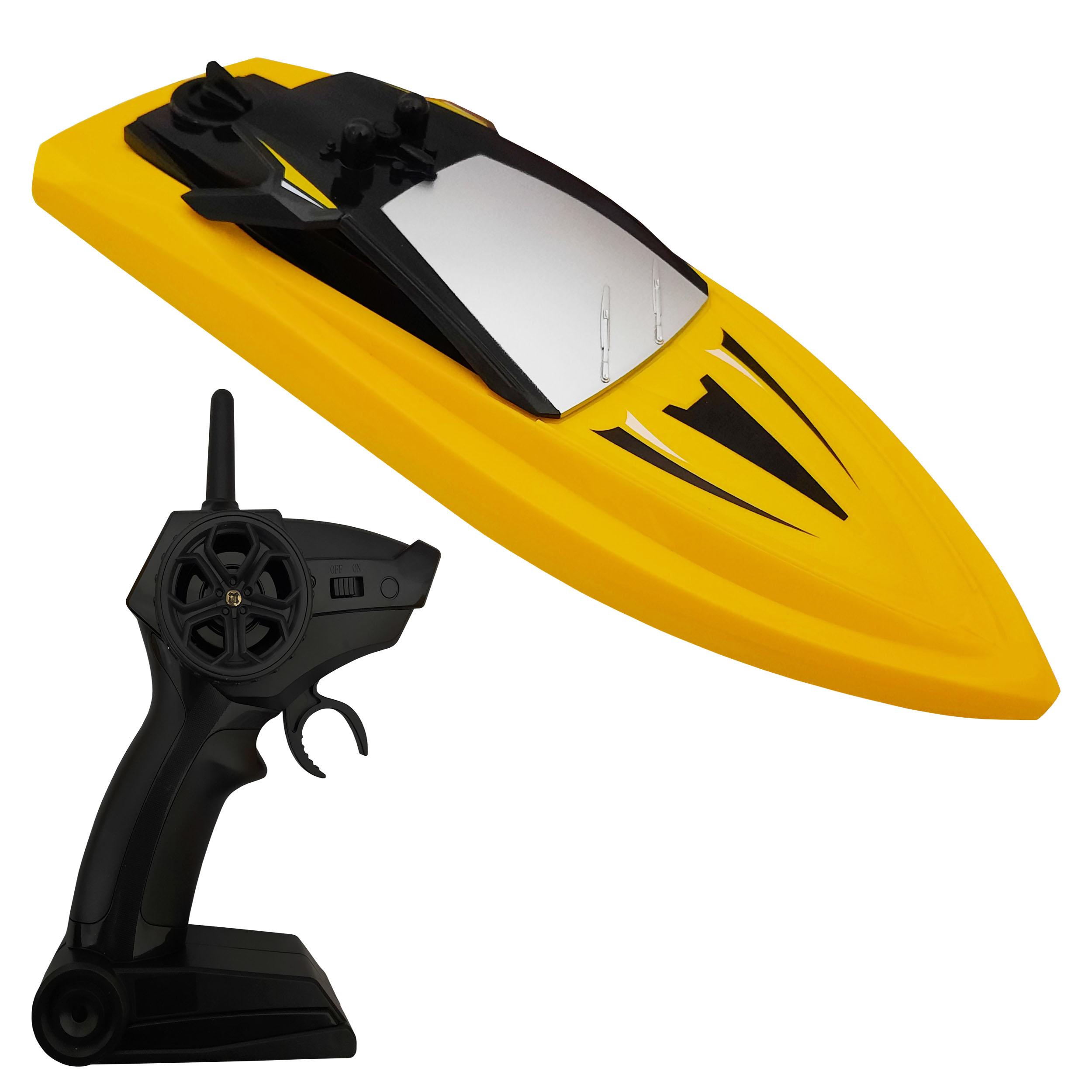 قایق بازی کنترلی مدل Q5 MINI BOAT کد 012221