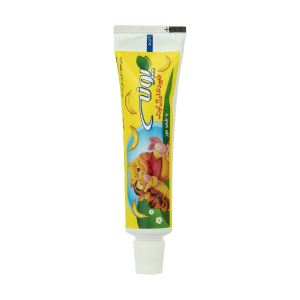 خمیر دندان پونه مدل Banana Gel حجم 50 میلی لیتر