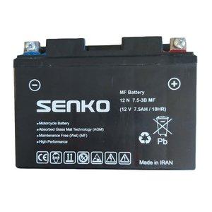 باتری موتور سیکلت سنکو کد B11