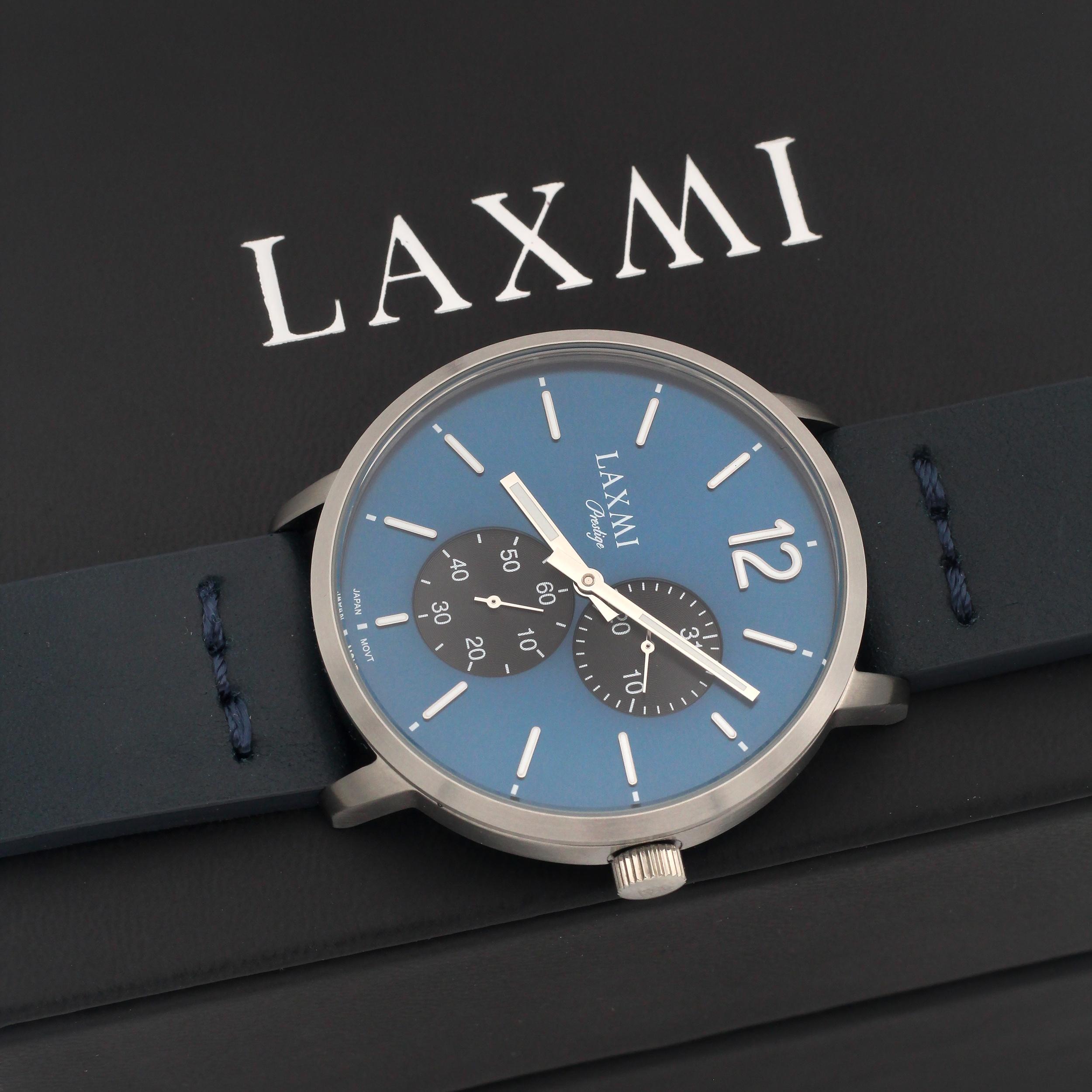 ساعت مچی عقربهای مردانه لاکسمی مدل LAXMI-8052-2