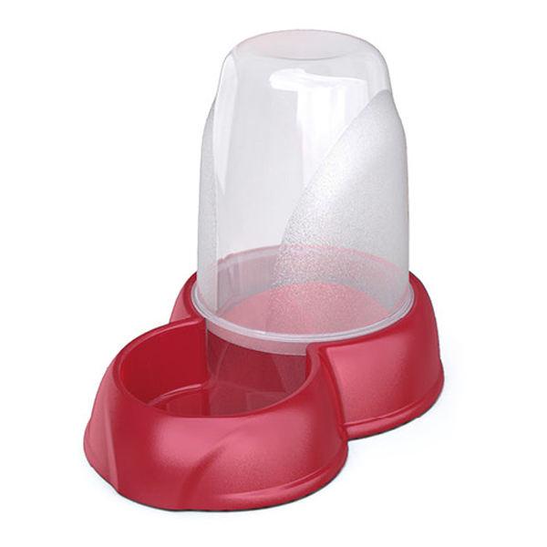ظرف آب و غذای حیوانات خانگی جیورپلاست مدل Dispenser