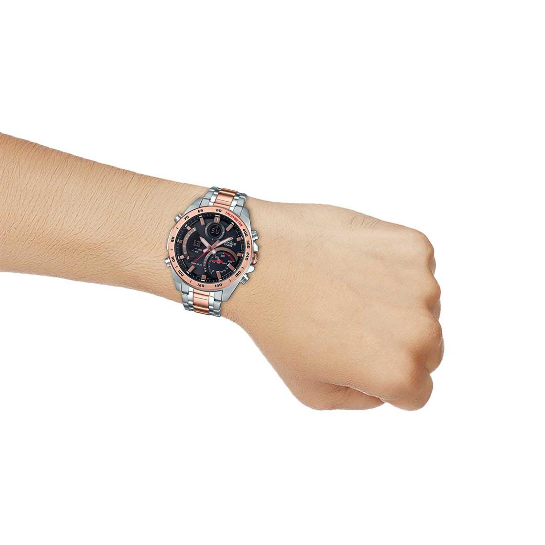 ساعت مچی عقربهای مردانه کاسیو مدل ECB-900DC-1ADR