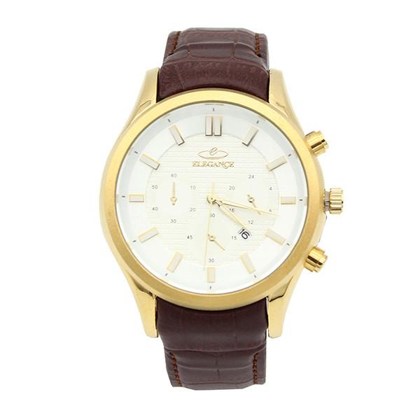 ساعت مچی عقربهای مردانه الگانس مدل 12005