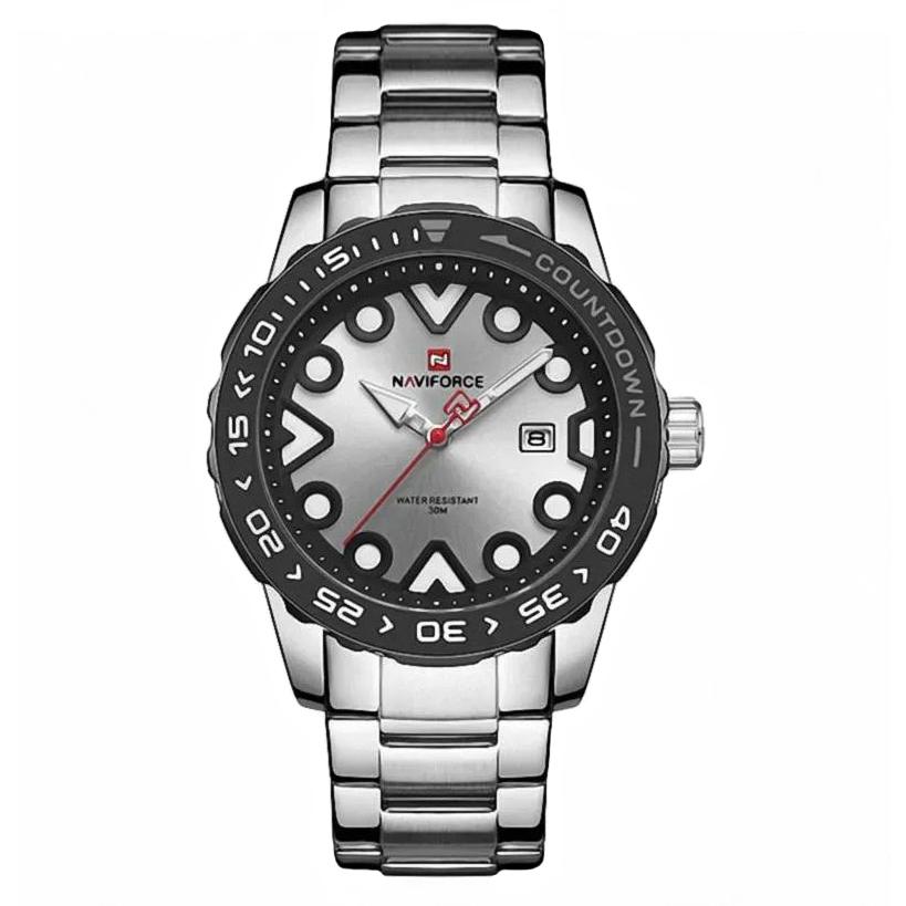 قیمت و خرید                      ساعت مچی عقربهای مردانه نیوی فورس مدل  NF9178M - NO-ME