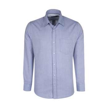 پیراهن آستین بلند مردانه لیلیان مد مدل M0402002SH-1
