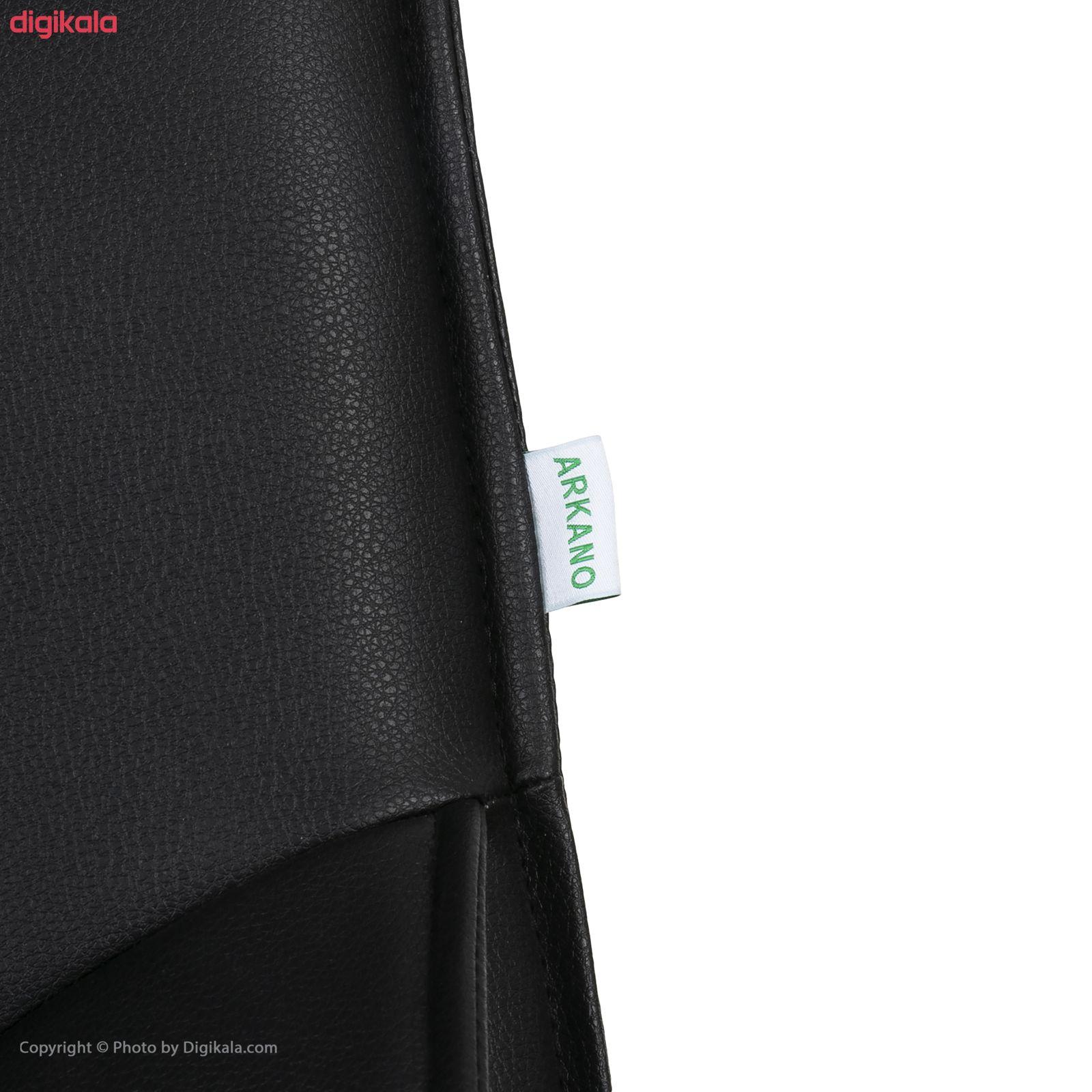صندلی اداری آرکانو کد M900D main 1 3