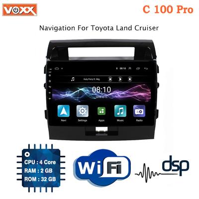 پخش کننده خودرو ووکس مدل LNDC100Pro