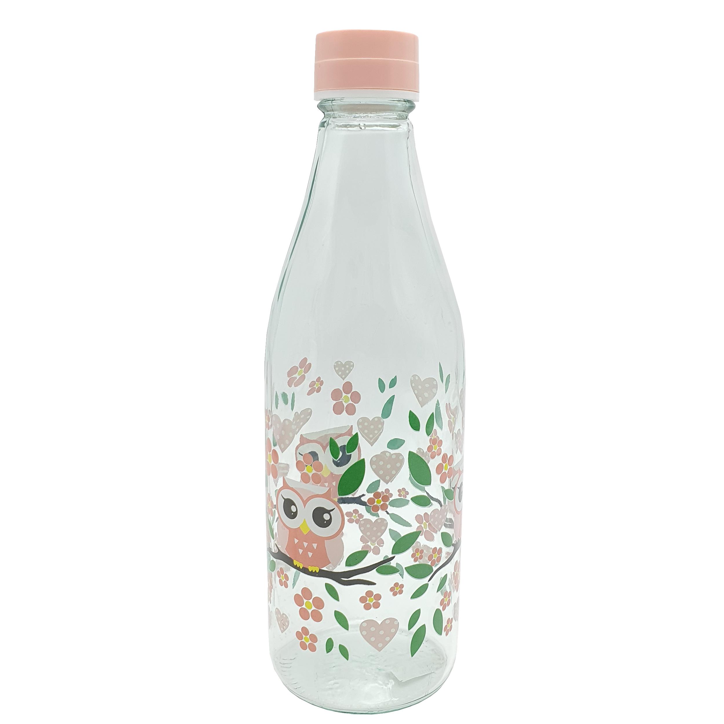بطری آب طرح جغد کد 5004