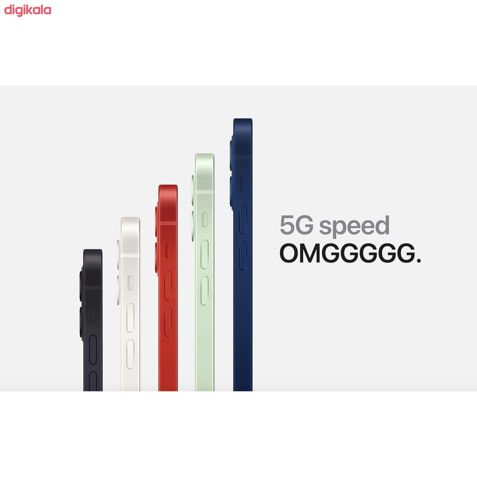 گوشی موبایل اپل مدل iPhone 12 A2404 دو سیم کارت ظرفیت 256 گیگابایت  main 1 7