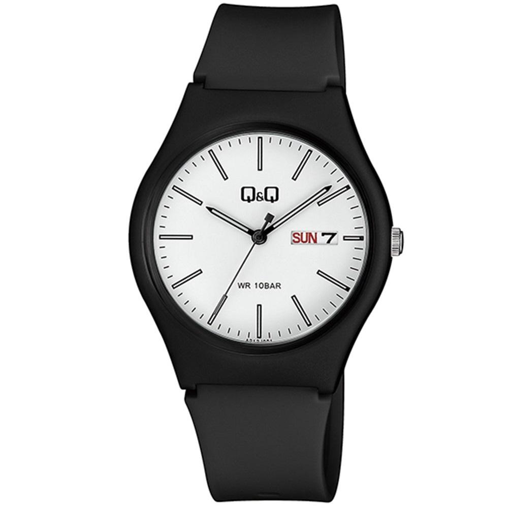 ساعت مچی عقربه ای کیو اند کیو مدل a212j001y              خرید (⭐️⭐️⭐️)
