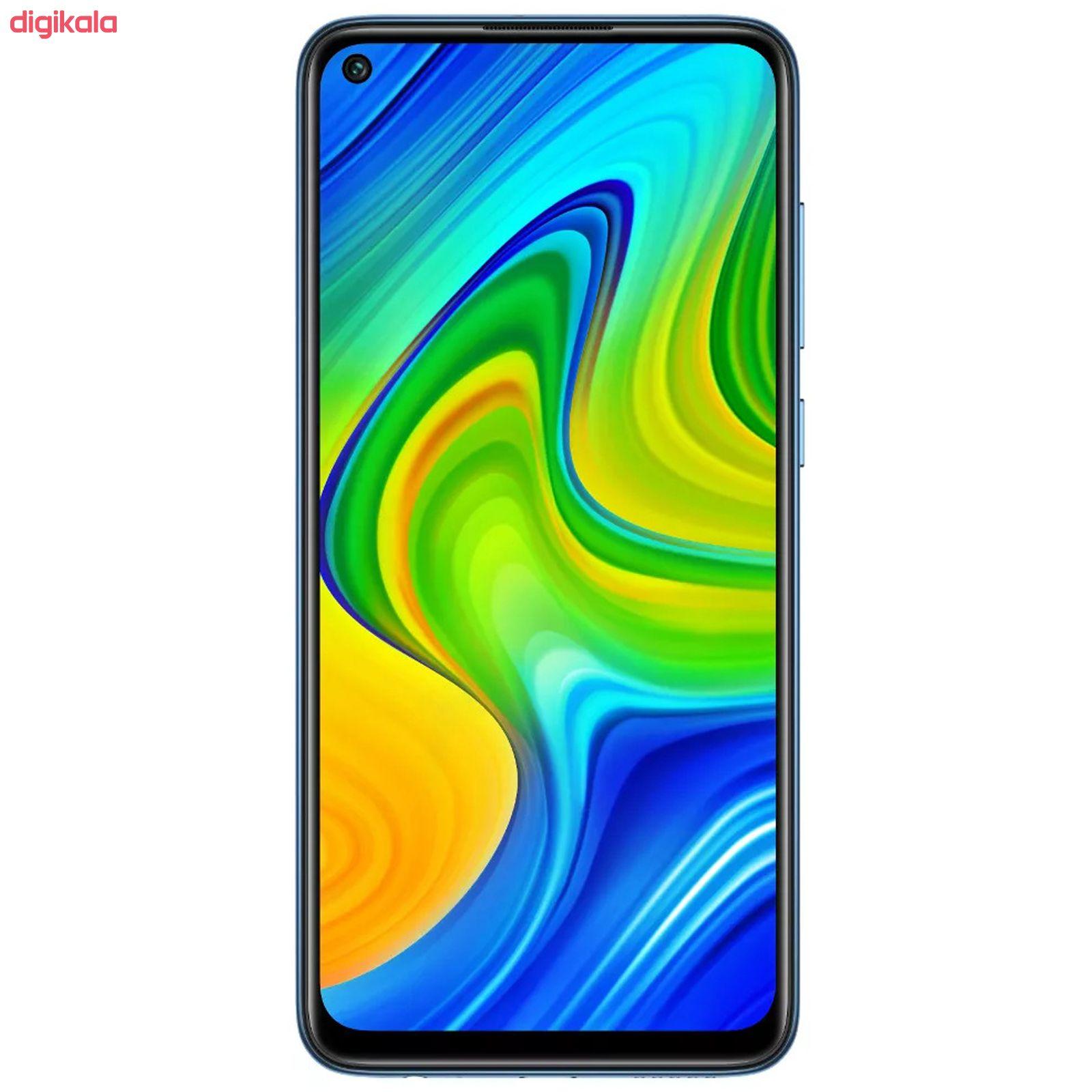 گوشی موبایل شیائومی مدل Redmi Note 9 M2003J15SG دو سیم کارت ظرفیت 128 گیگابایت و رم 4 گیگابایت main 1 1