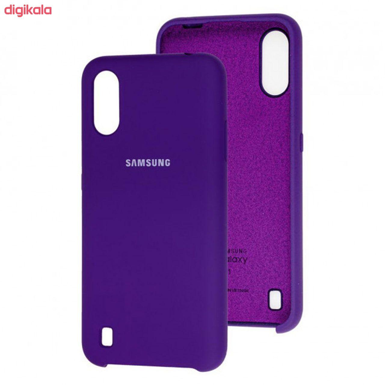 کاور مدل SLCN مناسب برای گوشی موبایل سامسونگ Galaxy A01 main 1 15