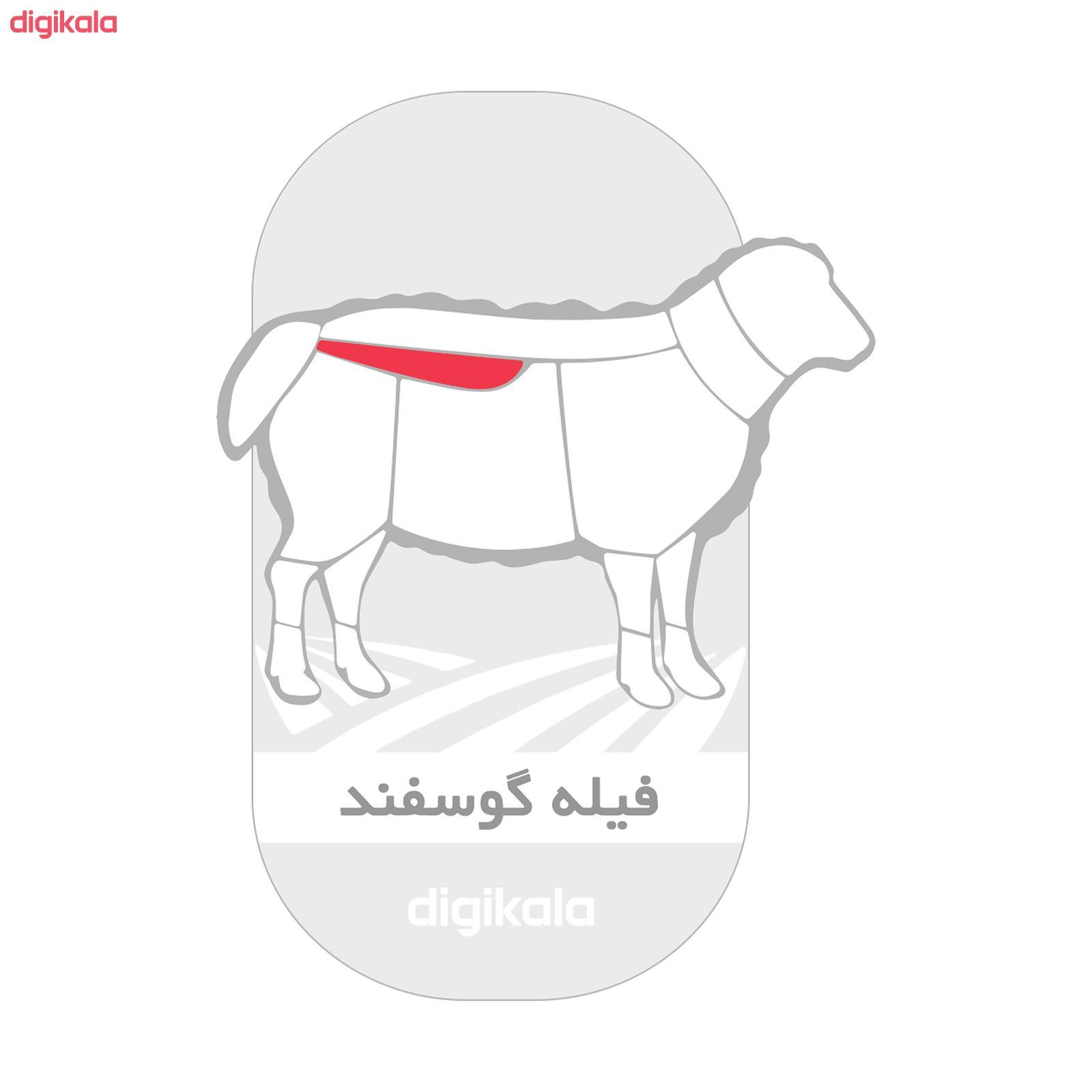 فیله ممتاز گوسفندی پویا پروتئین وزن 1 کیلوگرم main 1 2