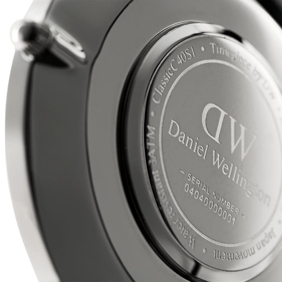 ساعت مچی  مردانه دنیل ولینگتون کد D640