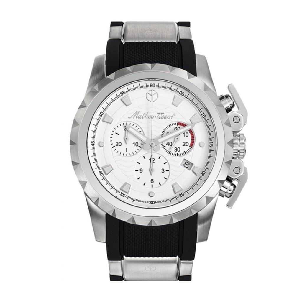 ساعت مچی عقربهای مردانه متی تیسوت مدل H466CHA