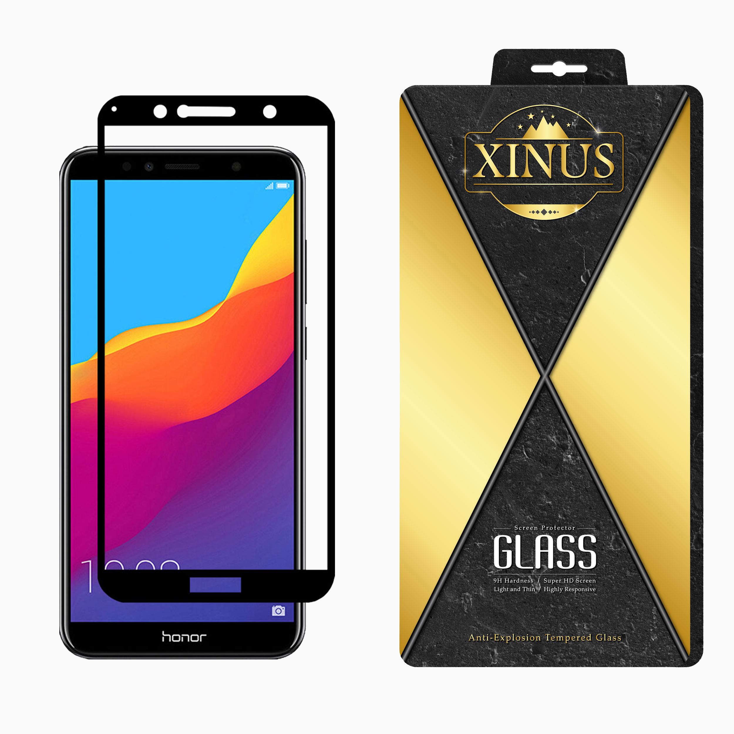 محافظ صفحه نمایش سرامیکی ژینوس مدل CRX مناسب برای گوشی موبایل آنر 7A