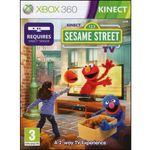 بازی Kinect Sesame Street TV مخصوص Xbox 360