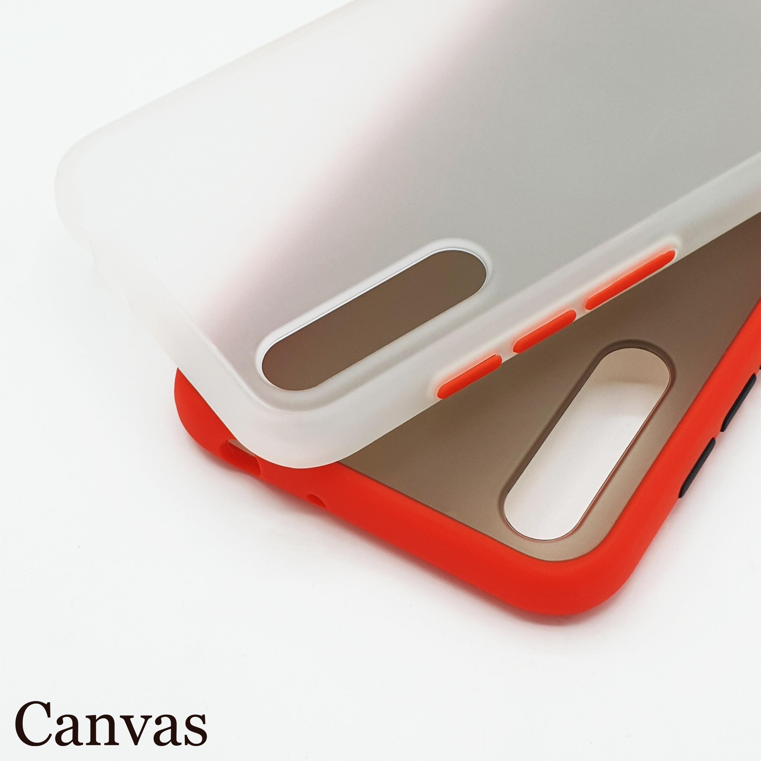 کاور کانواس مدل MOON LIGHT مناسب برای گوشی موبایل هوآوی Y8p / Y8P 2020