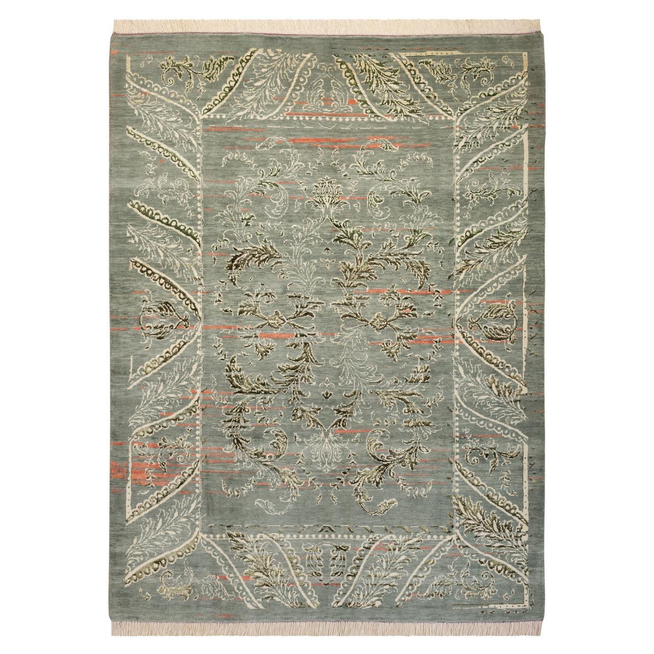 فرش دستباف سه و نیم متری سی پرشیا کد 701242