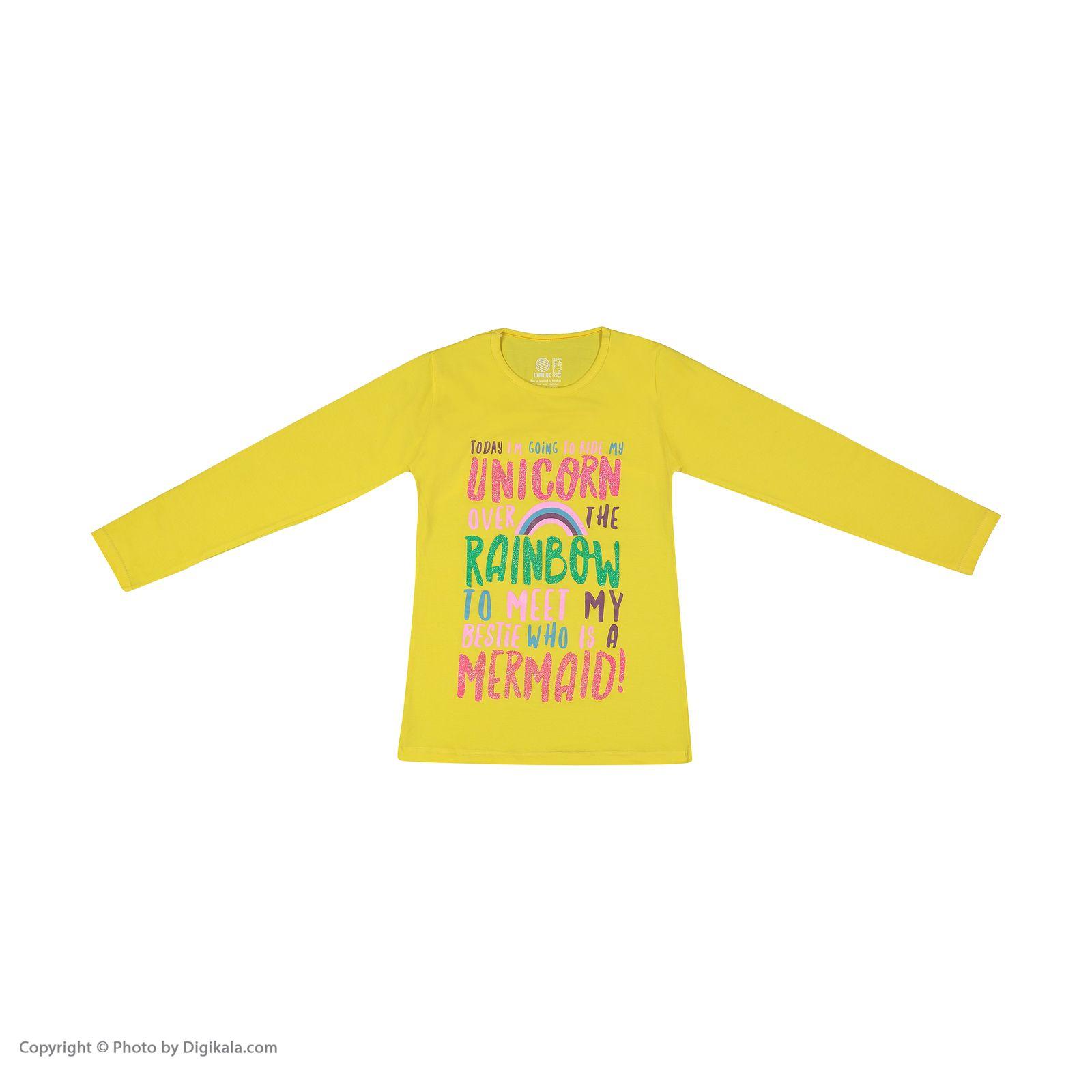 تی شرت دخترانه سون پون مدل 1391353-19 -  - 3