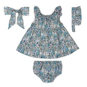 ست 4 تکه لباس نوزادی فیورلا مدل 21002
