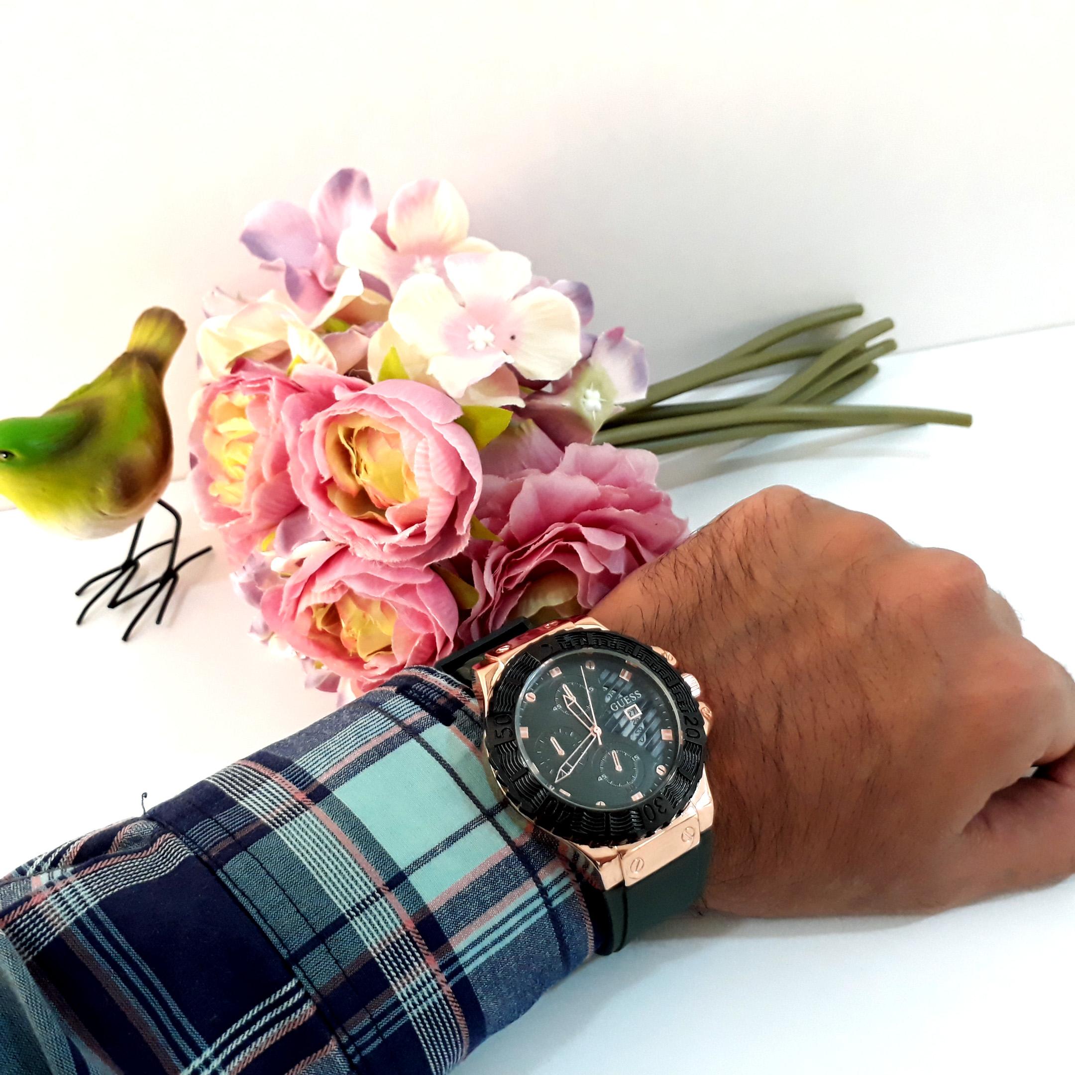 ساعت مچی  مردانه کد 200              اصل