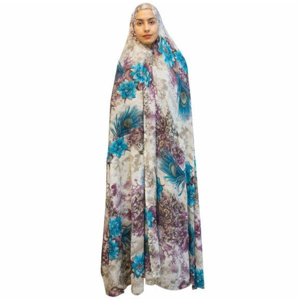 چادر نماز مدل رنگی