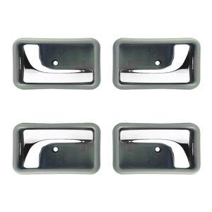 دستگیره داخلی در خودرو آذرپارت مدل Ch مناسب برای پراید صبا بسته 4 عددی