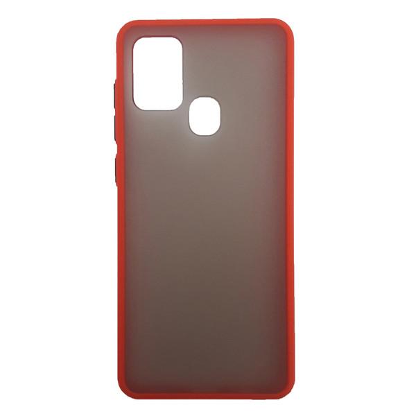 کاور مدل Sil-06 مناسب برای گوشی موبایل سامسونگ Galaxy A21s