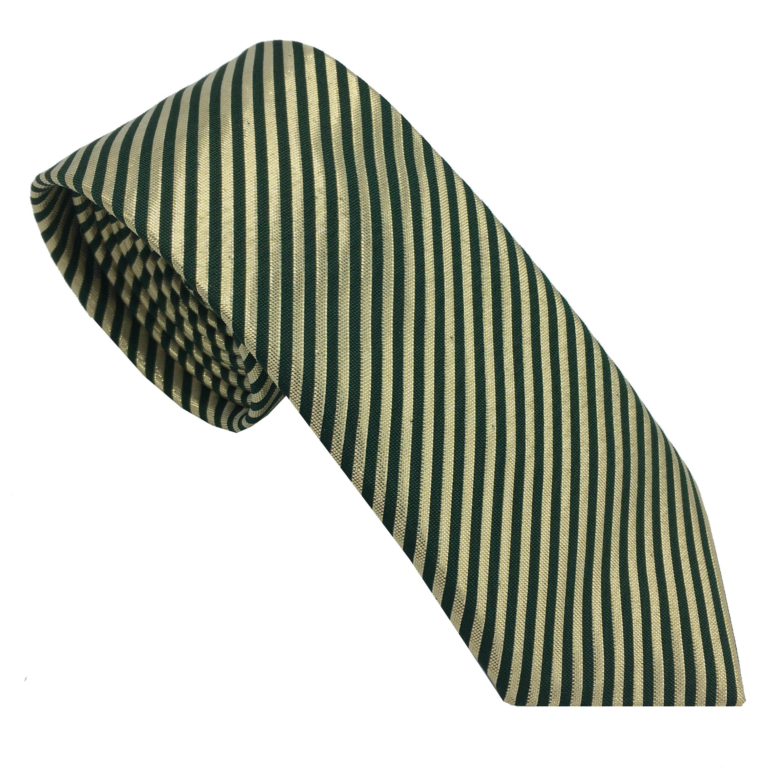 کراوات مردانه هکس ایران مدل KT-GD KJR2