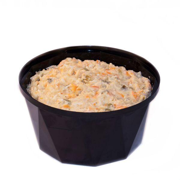 سالاد الویه با مرغ مزبار - 500 گرم