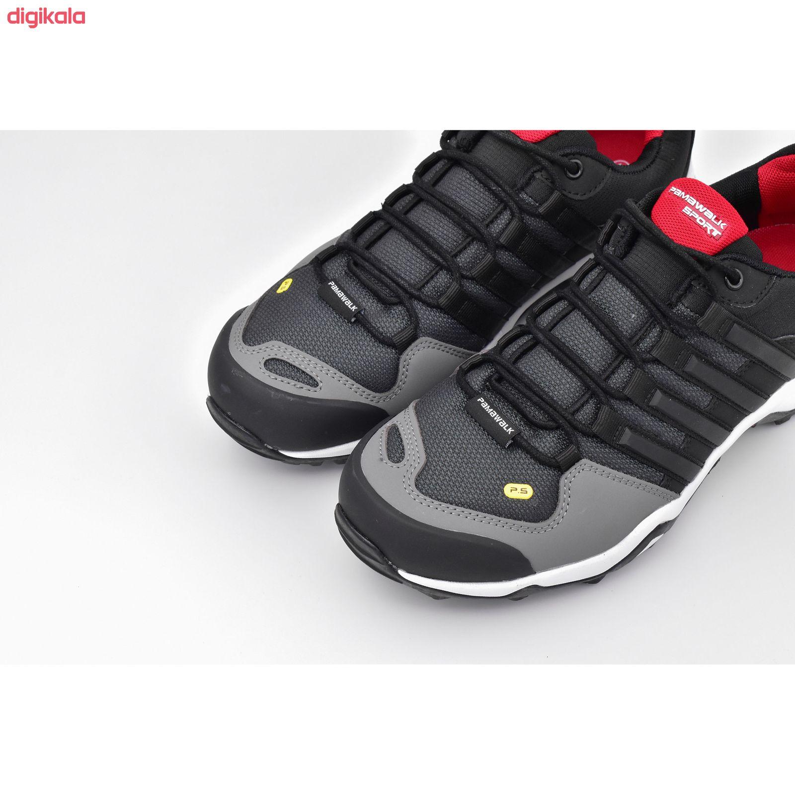 کفش پیاده روی مردانه پاما مدل TT کد 1080-2 main 1 2