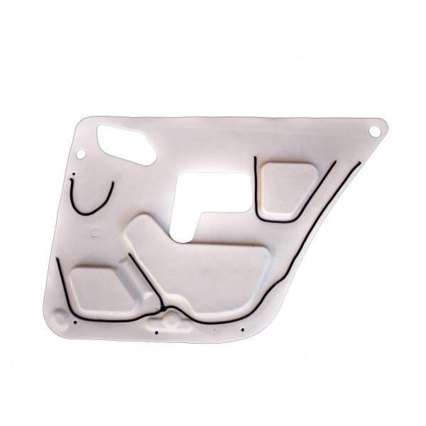 عایق فومی در خودروصنایع فرافوم مدل FMS مناسب برای سمند بسته 4 عددی