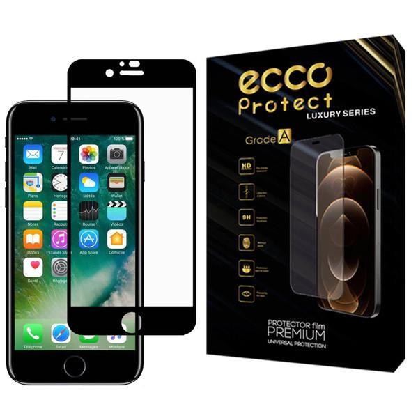 محافظ صفحه نمایش اکو پروتکت مدل Full مناسب برای گوشی موبایل اپل iPhone SE 2020
