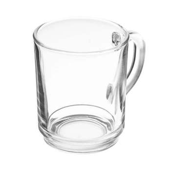 لیوان شیشه و بلور اصفهان مدل Dey کد 432 بسته 6 عددی