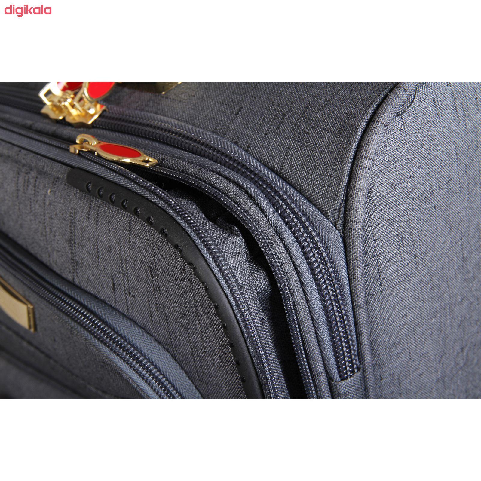 مجموعه سه عددی چمدان مدل 0301A main 1 11