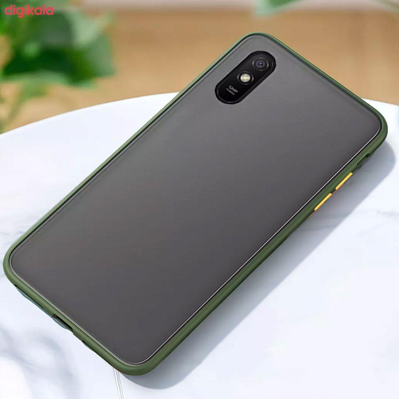 کاور مدل PM مناسب برای گوشی موبایل شیائومی Redmi 9A main 1 1