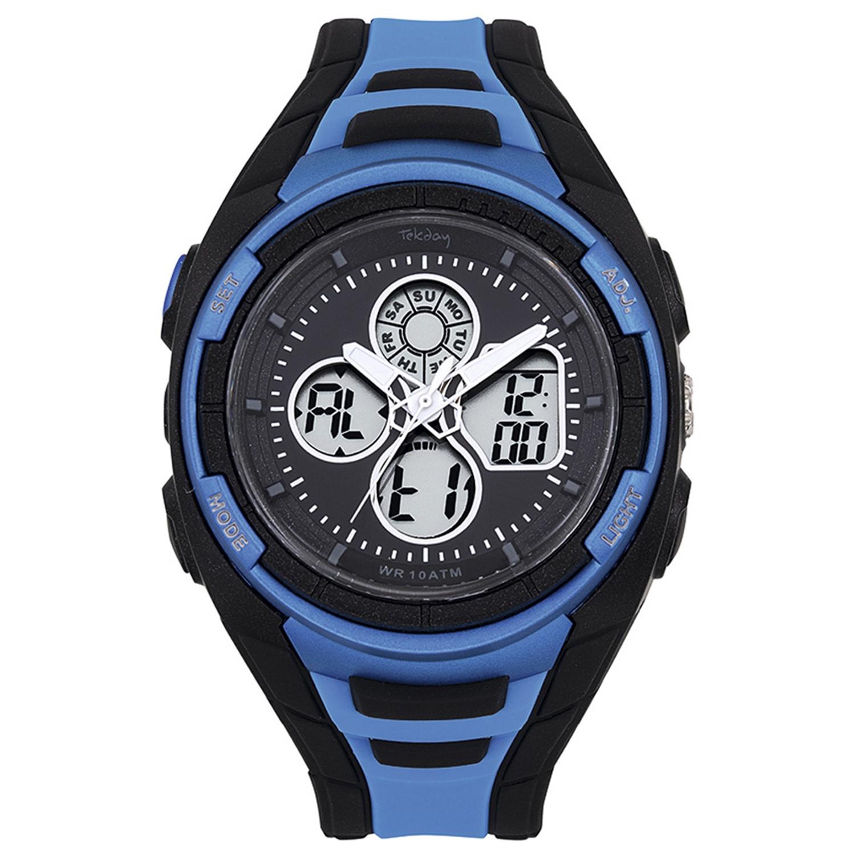 ساعت مچی عقربهای مردانه تِک دی مدل 655950