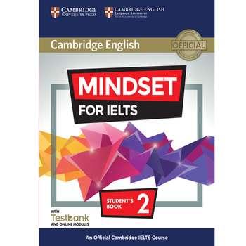 کتاب Cambridge English Mindset For IELTS 2 اثر جمعی از نویسندگان انتشارات هدف نوین