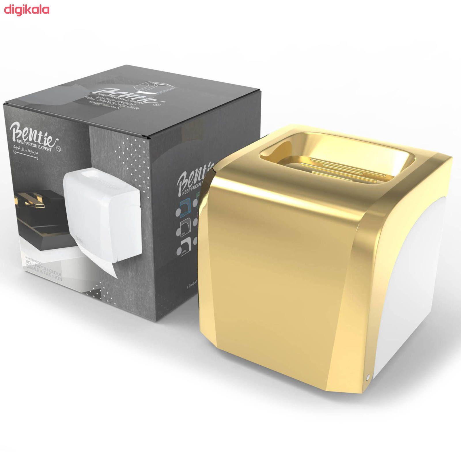 پایه رول دستمال کاغذی بنتی کد3502 main 1 1