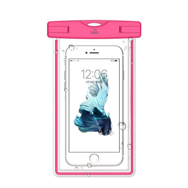 کیف ضد آب ام تی چهار مدل Diving2 مناسب برای گوشی موبایل تا سایز 6.5 اینچ