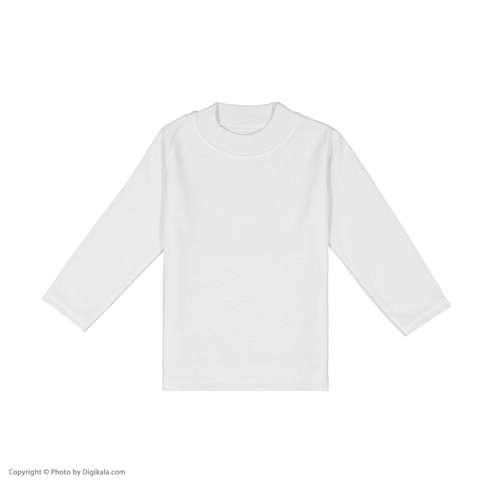 تی شرت دخترانه سیدونا مدل KSI2024-002 -  - 2