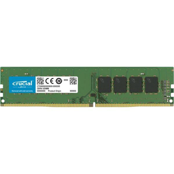 رم دسکتاپ DDR4 تک کاناله 2666 مگاهرتز CL19 کروشیال مدل CT8G4DFRA266 ظرفیت 8 گیگابایت